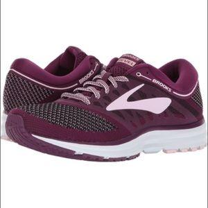 Nearly new Brooks Revel Running Shoes